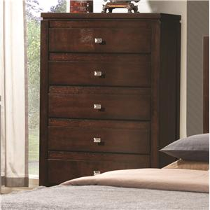 Chest of Drawers with 6 Drawers