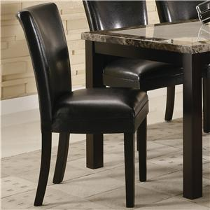 Coaster Carter Upholstered Dining Side Chair