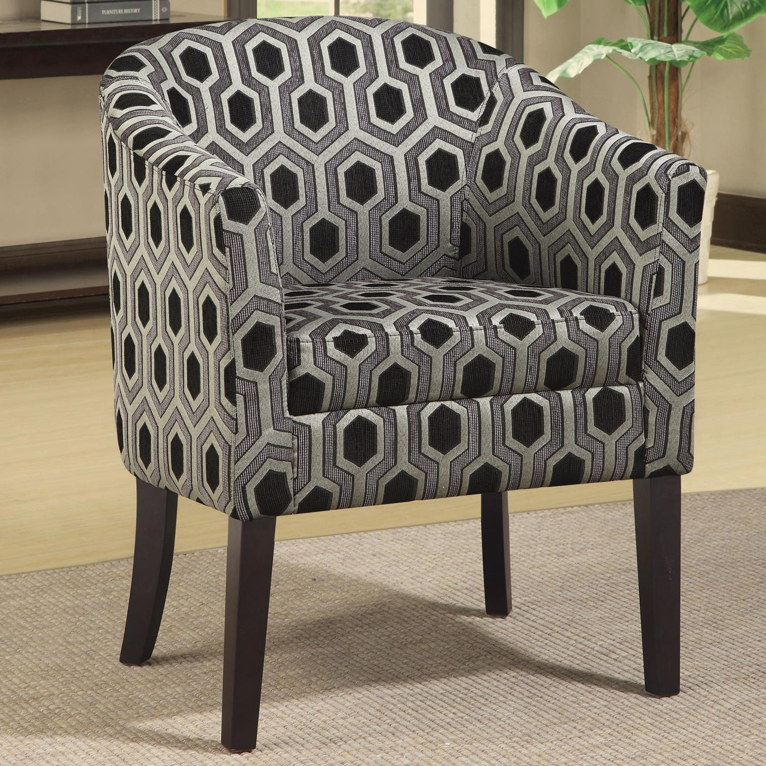 Charlotte Accent Chair by Coaster at Northeast Factory Direct