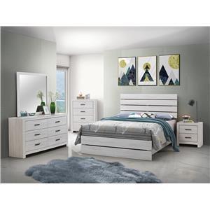 7 Piece Queen Bedroom Group