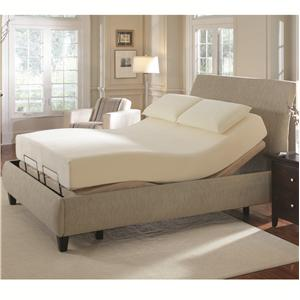 Queen Premier Bedding Pinnacle Adjustable Bed Base