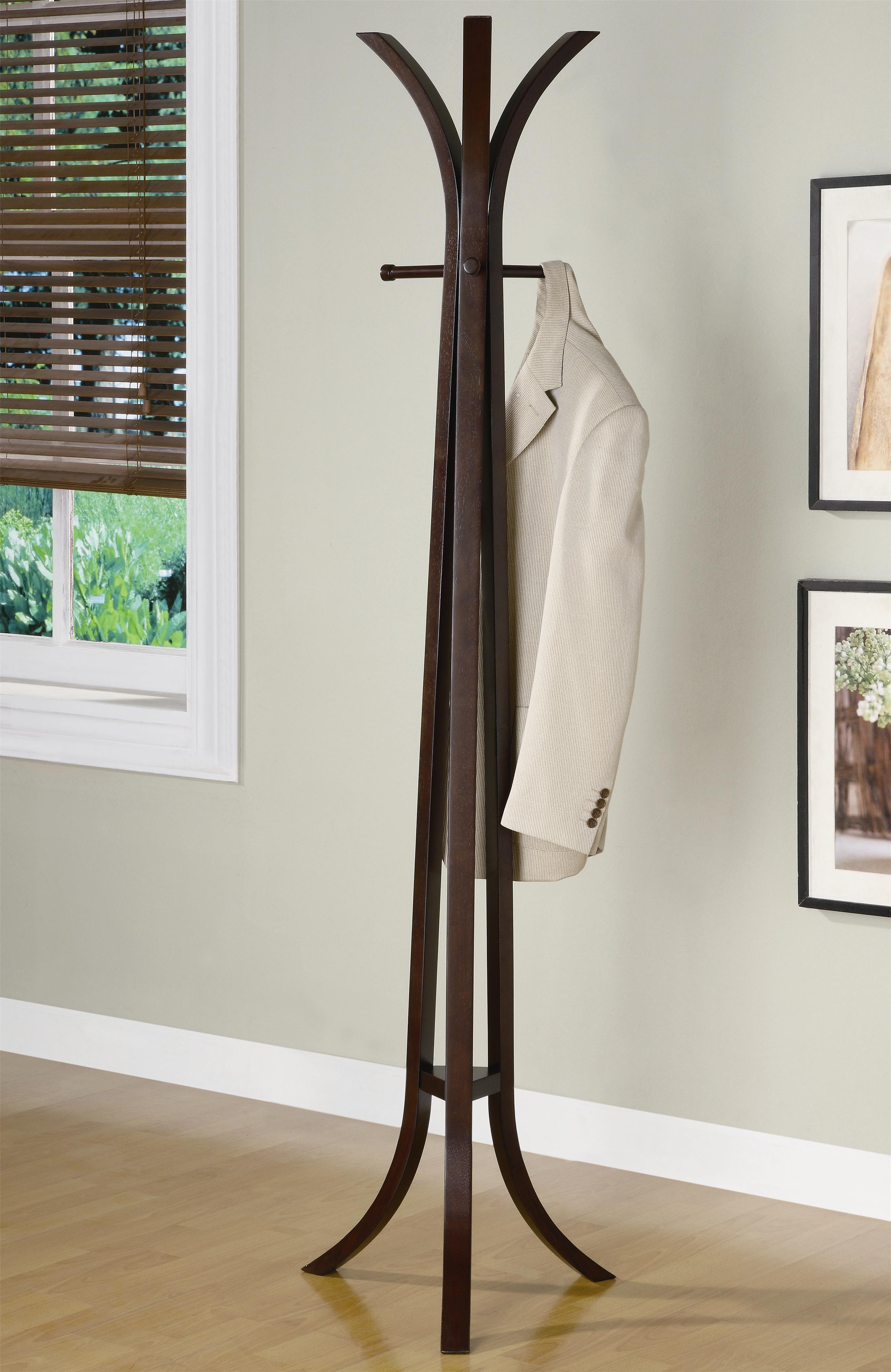 Coat Racks Coat Rack by Coaster at Northeast Factory Direct