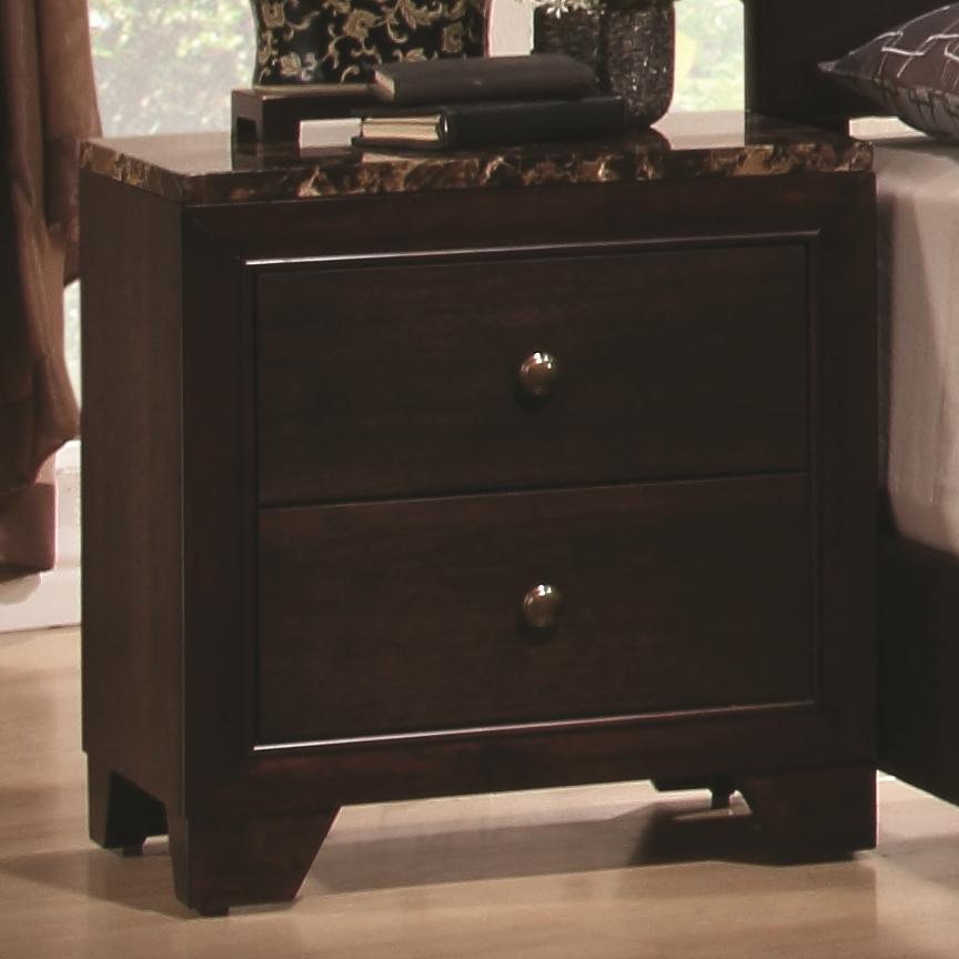 Conner Night Stand by Coaster at Northeast Factory Direct