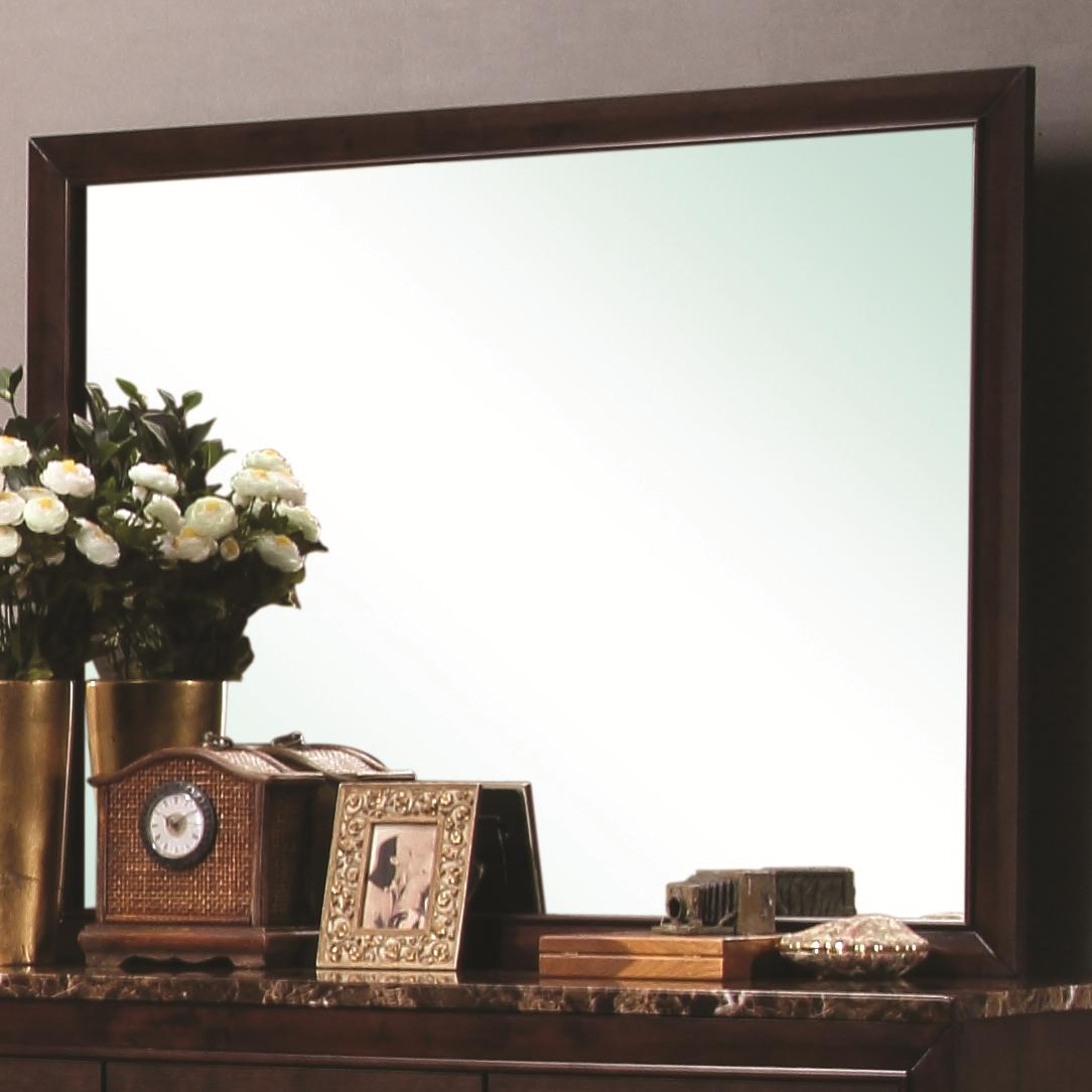 Conner Mirror by Coaster at Beck's Furniture
