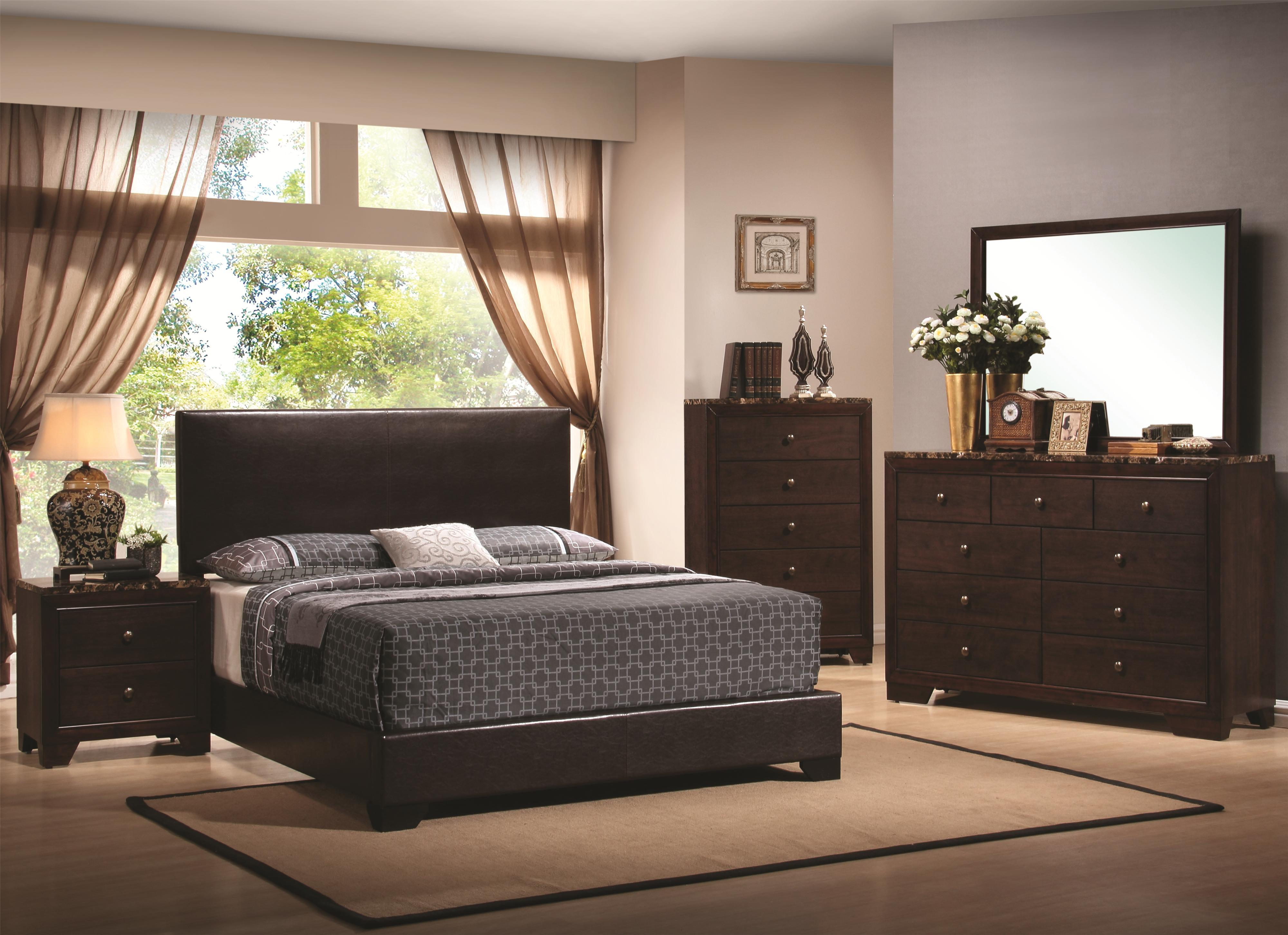 Conner Bedroom Group by Coaster at Suburban Furniture