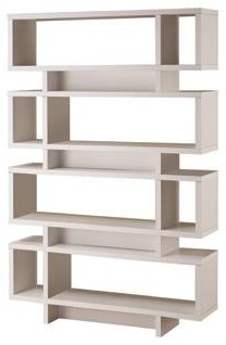 Contemporary Bookcase by Coaster at HomeWorld Furniture