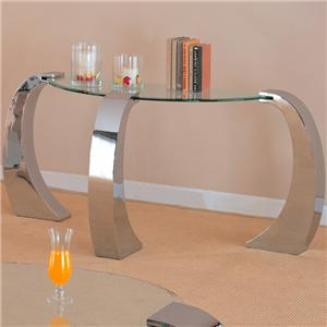 Coaster Custer Sofa Table