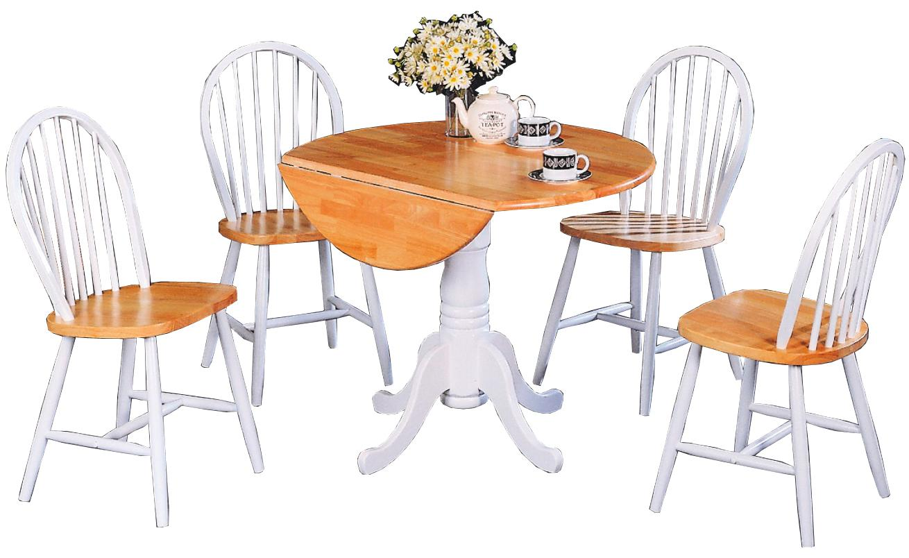 Damen 5 Piece Dining Set by Coaster at Northeast Factory Direct