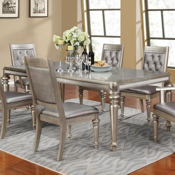 Danette Dining Table by Coaster at Pedigo Furniture