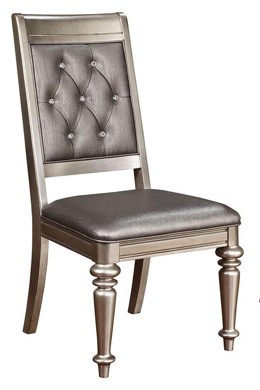 Danette Side Chair by Coaster at Northeast Factory Direct