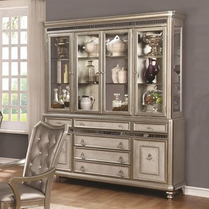 China Cabinet and Server