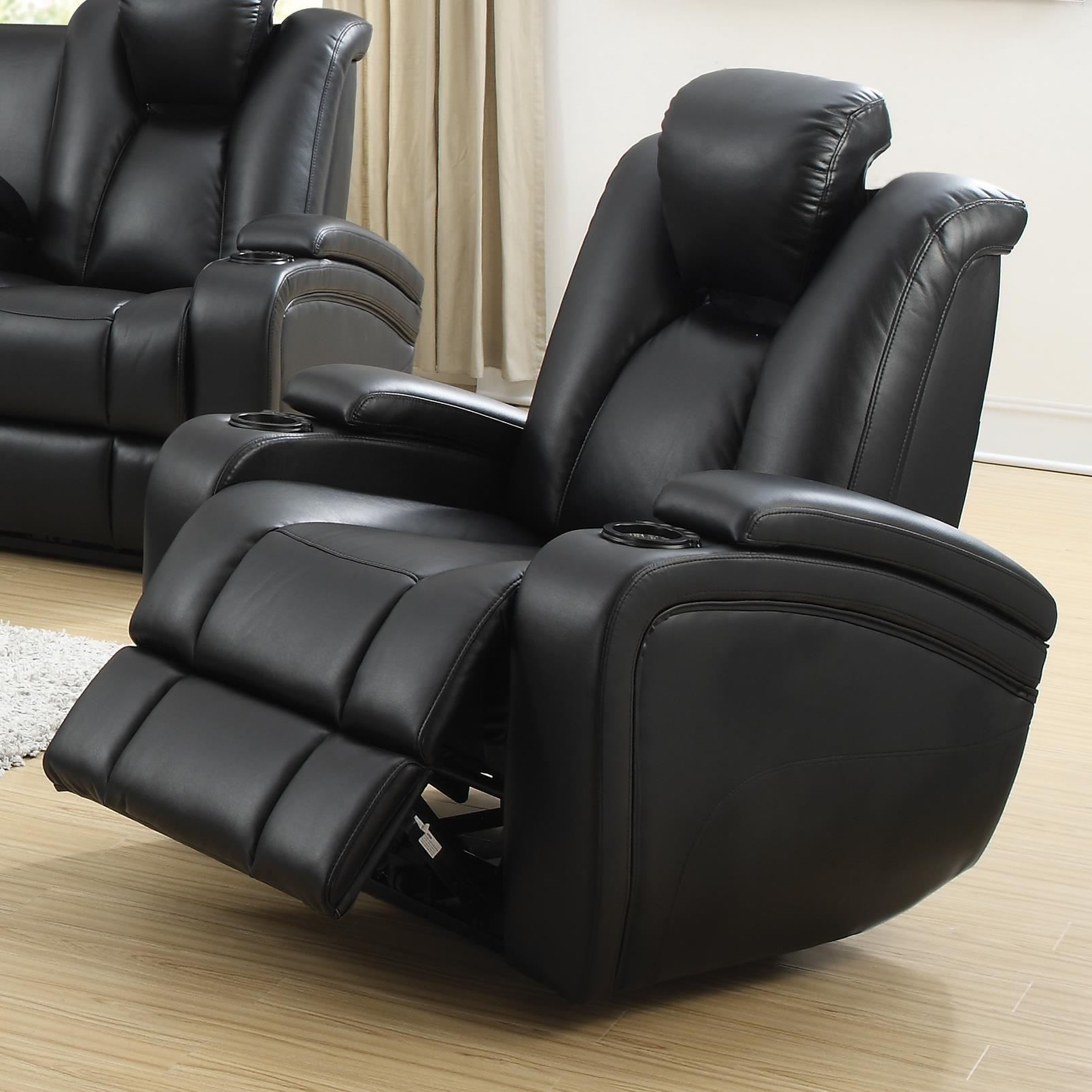 Delange Power Recliner by Coaster at Northeast Factory Direct