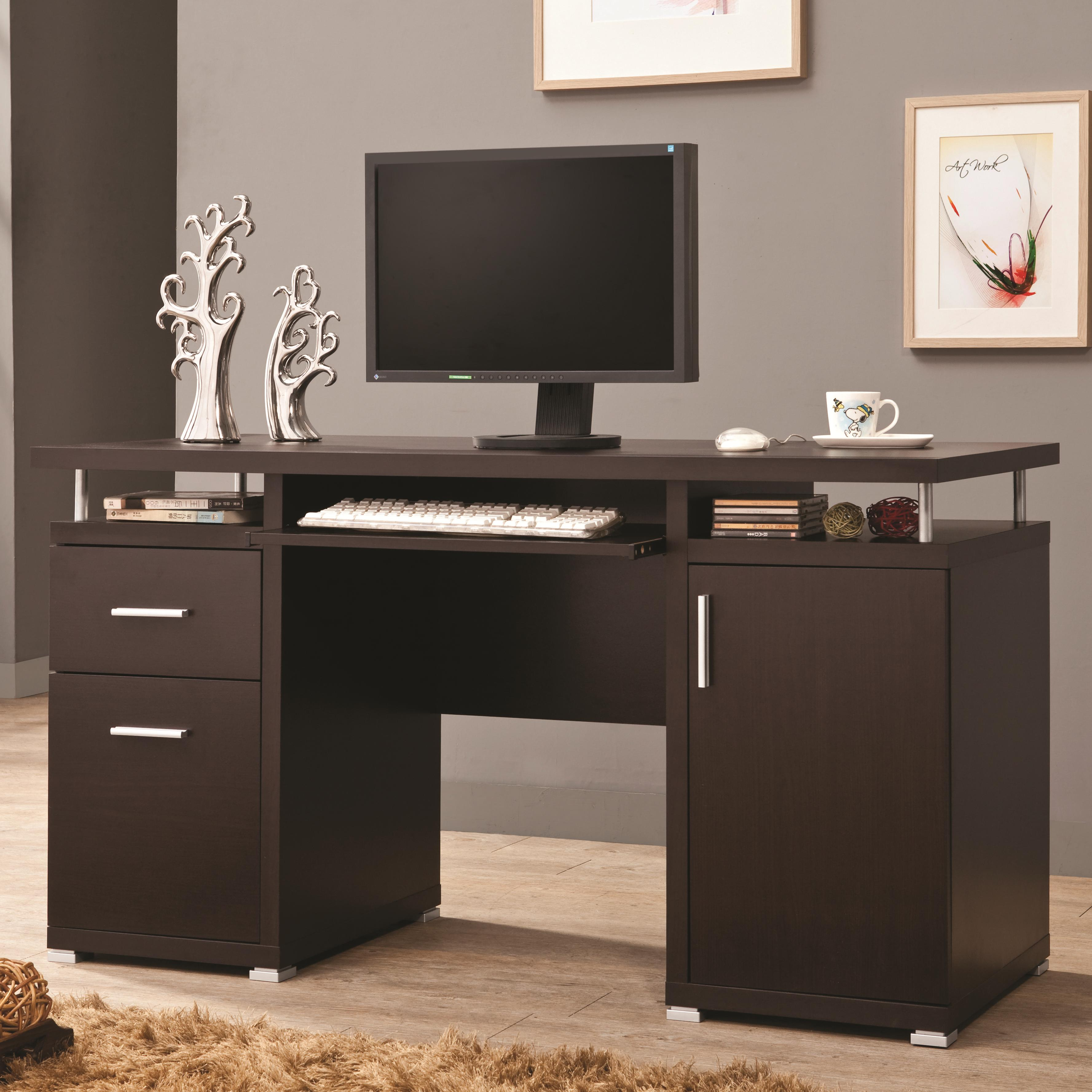 - Computer Desk by Coaster at Northeast Factory Direct