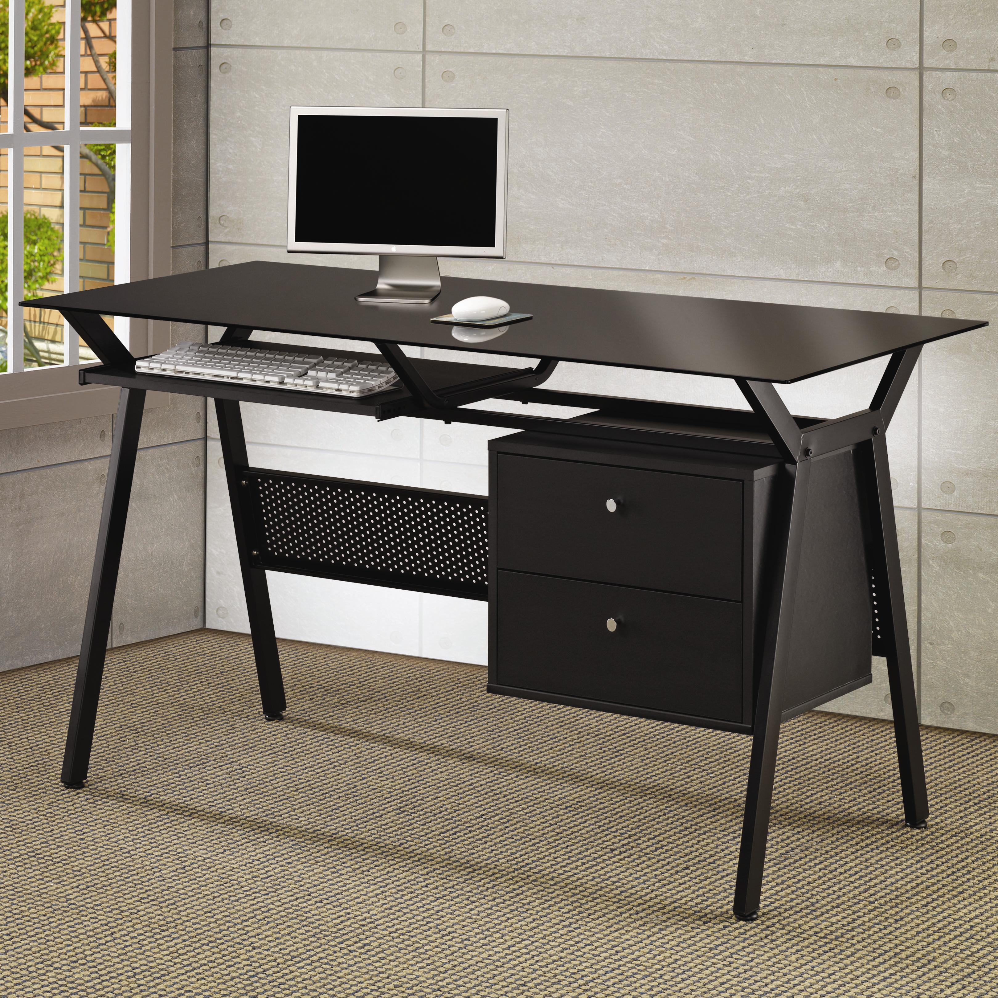 - Computer Desk by Coaster at Sam Levitz Outlet