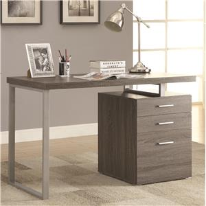 Coaster   Writing Desk