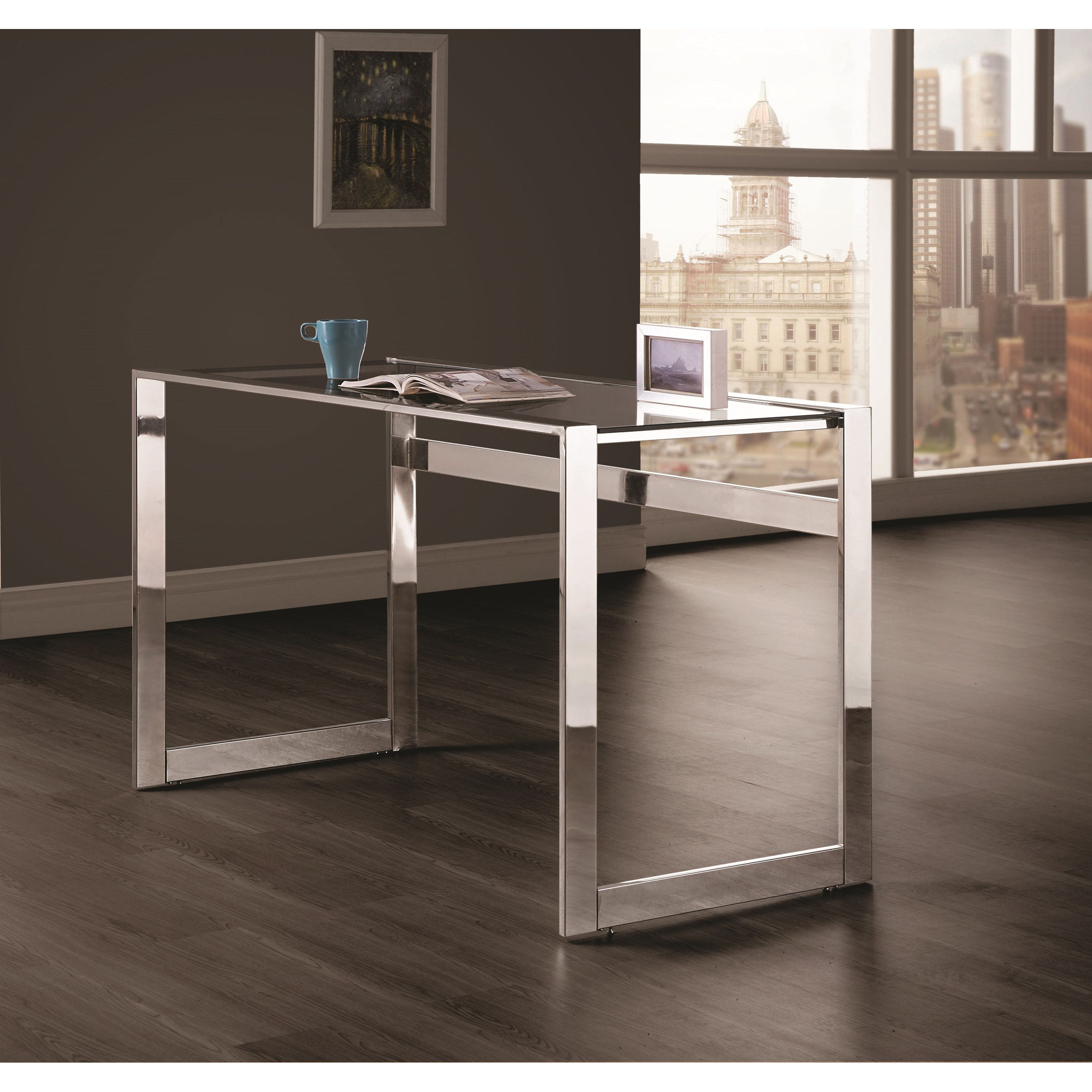 Home Office Desk by Coaster at Red Knot