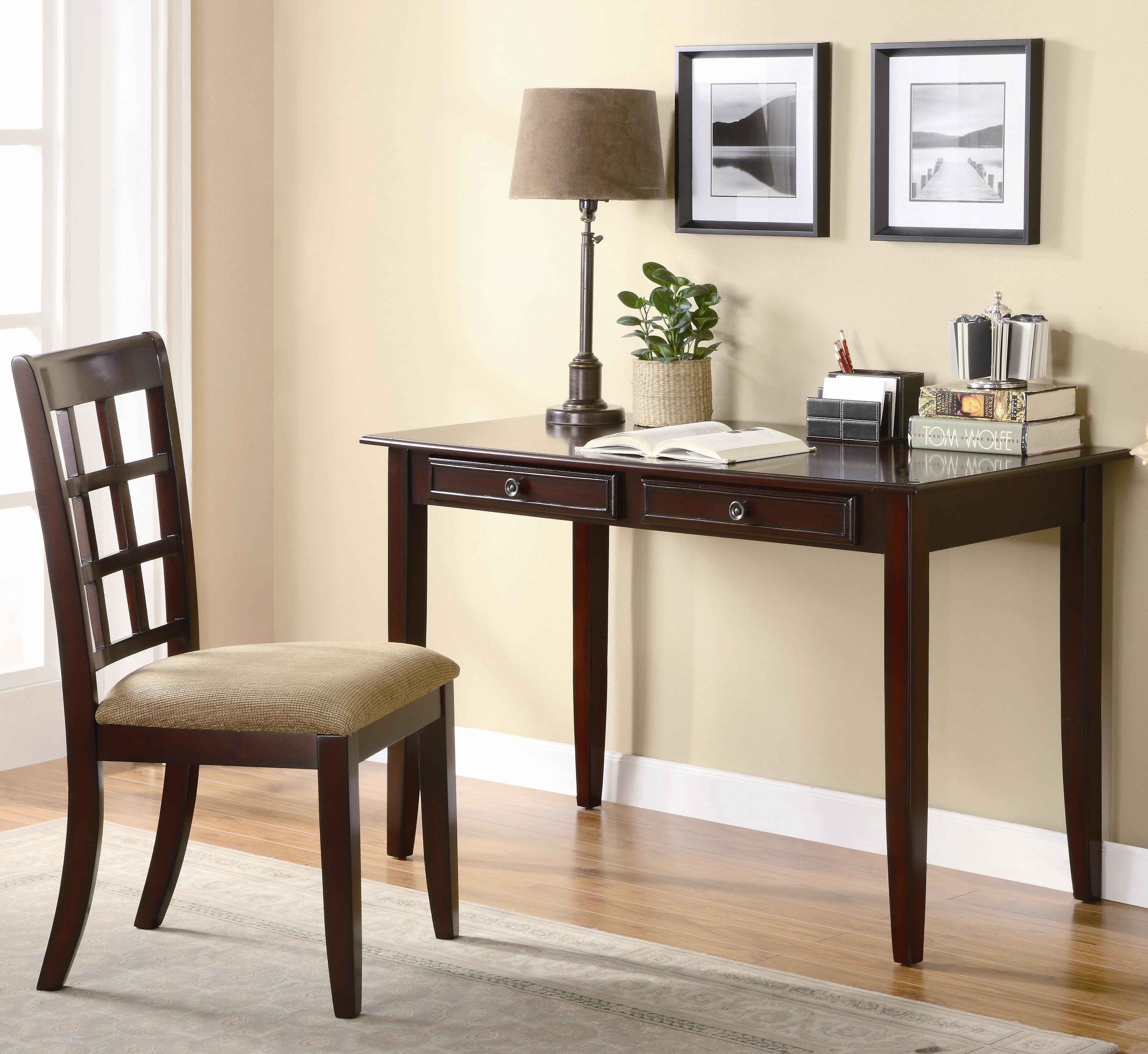 - 2 Piece Desk Set by Coaster at Northeast Factory Direct