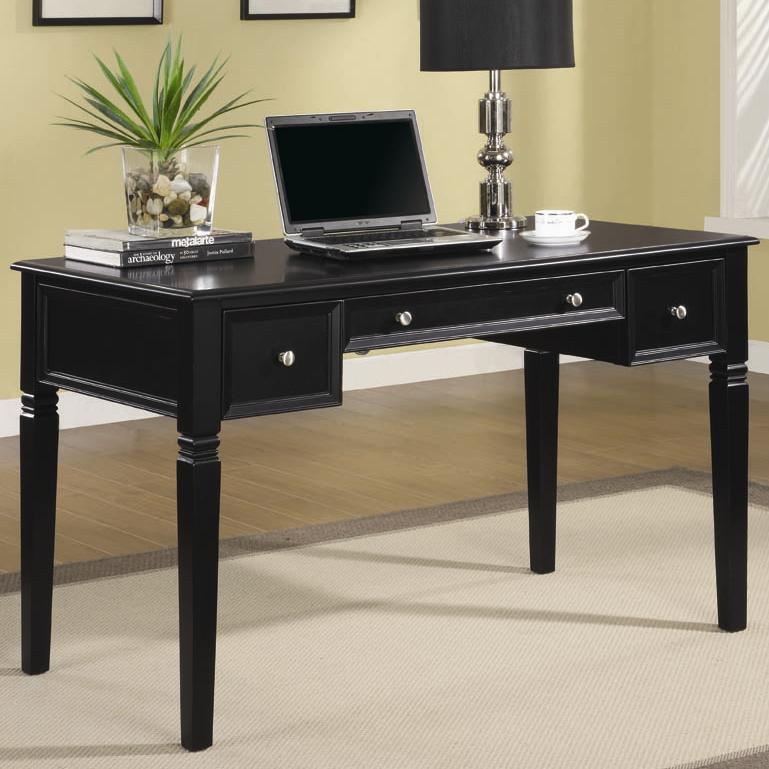 - Desk by Coaster at Nassau Furniture and Mattress