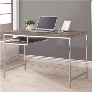 Computer Desk w/ Shelf