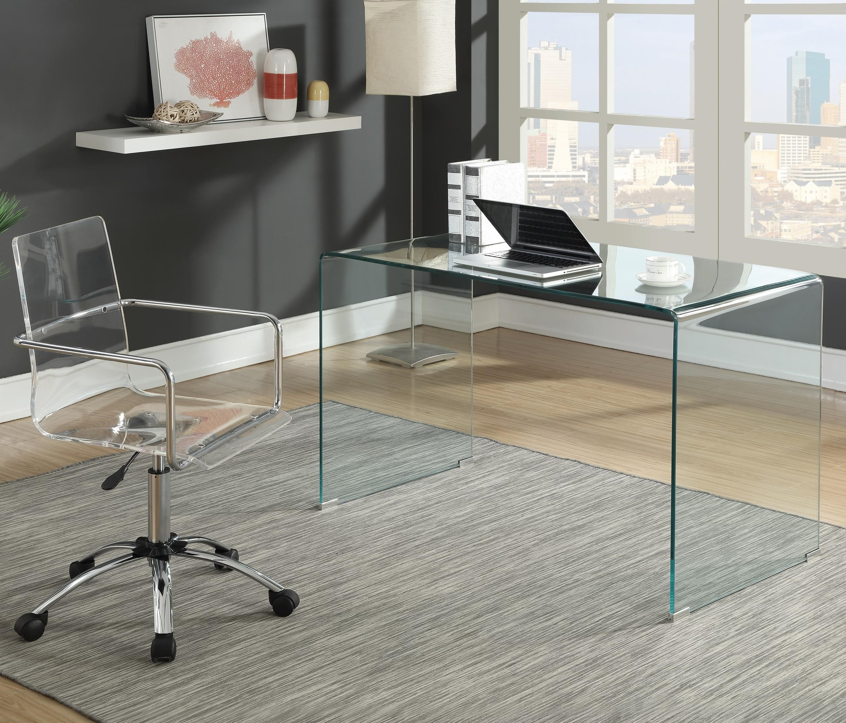 - 2 PC Home Office Set by Coaster at Sam Levitz Furniture