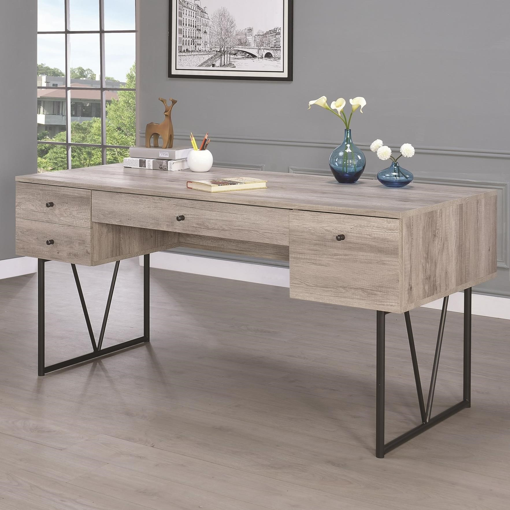 - Desk by Coaster at Northeast Factory Direct