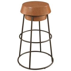 Wine Cork Bar Stool
