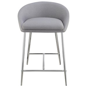 Contemporary Counter Height Stool