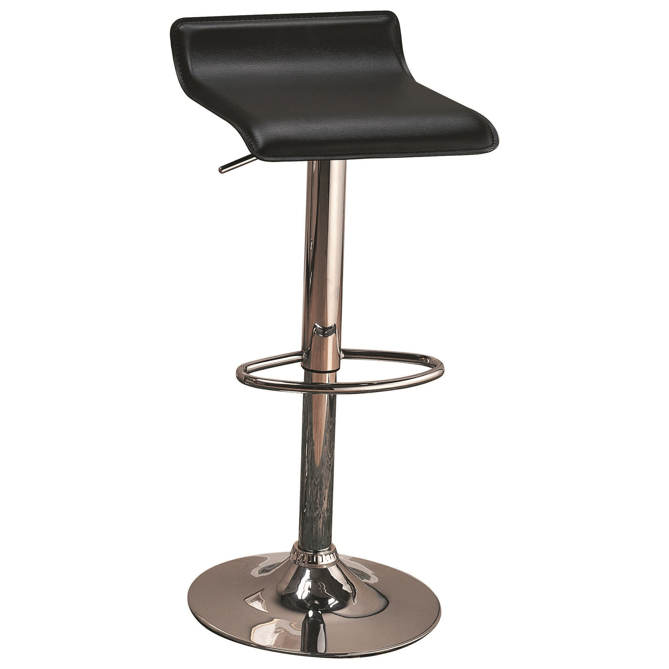 """Dining Chairs and Bar Stools 29"""" Upholstered Bar Chair by Coaster at Northeast Factory Direct"""