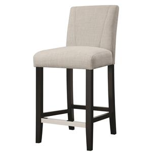 Upholstered Parson Dining Stool