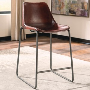 Industrial Counter Height Stool