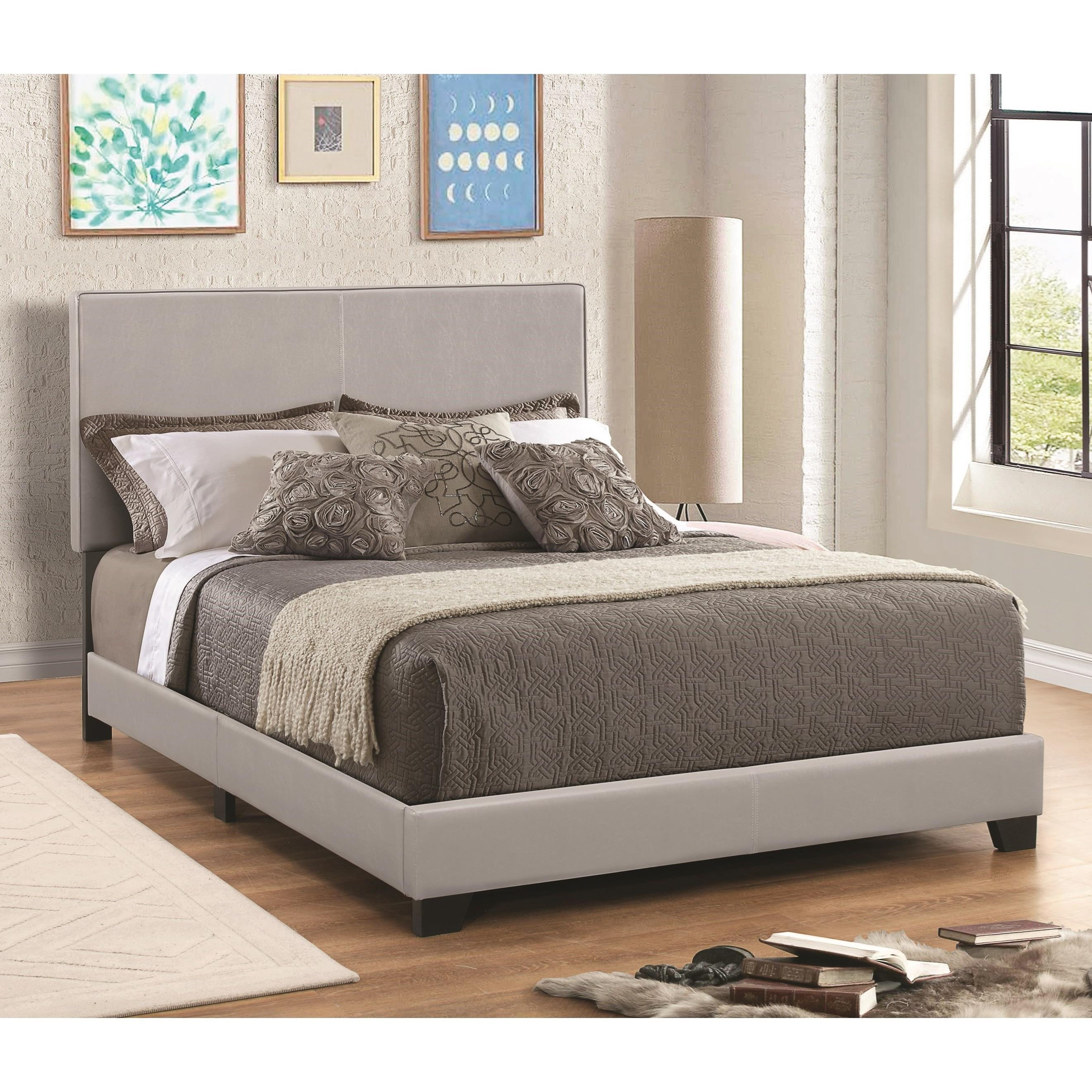 Dorian Grey Full Bed by Coaster at Northeast Factory Direct