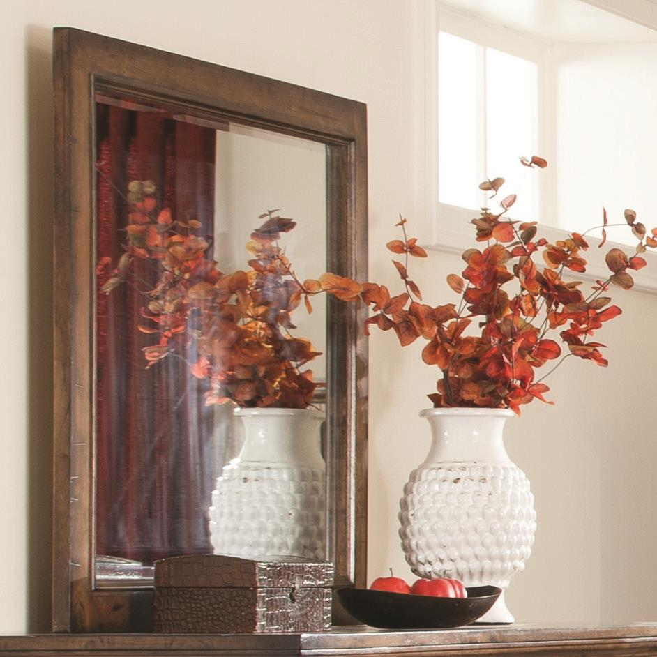 Elk Grove Mirror by Coaster at Beck's Furniture