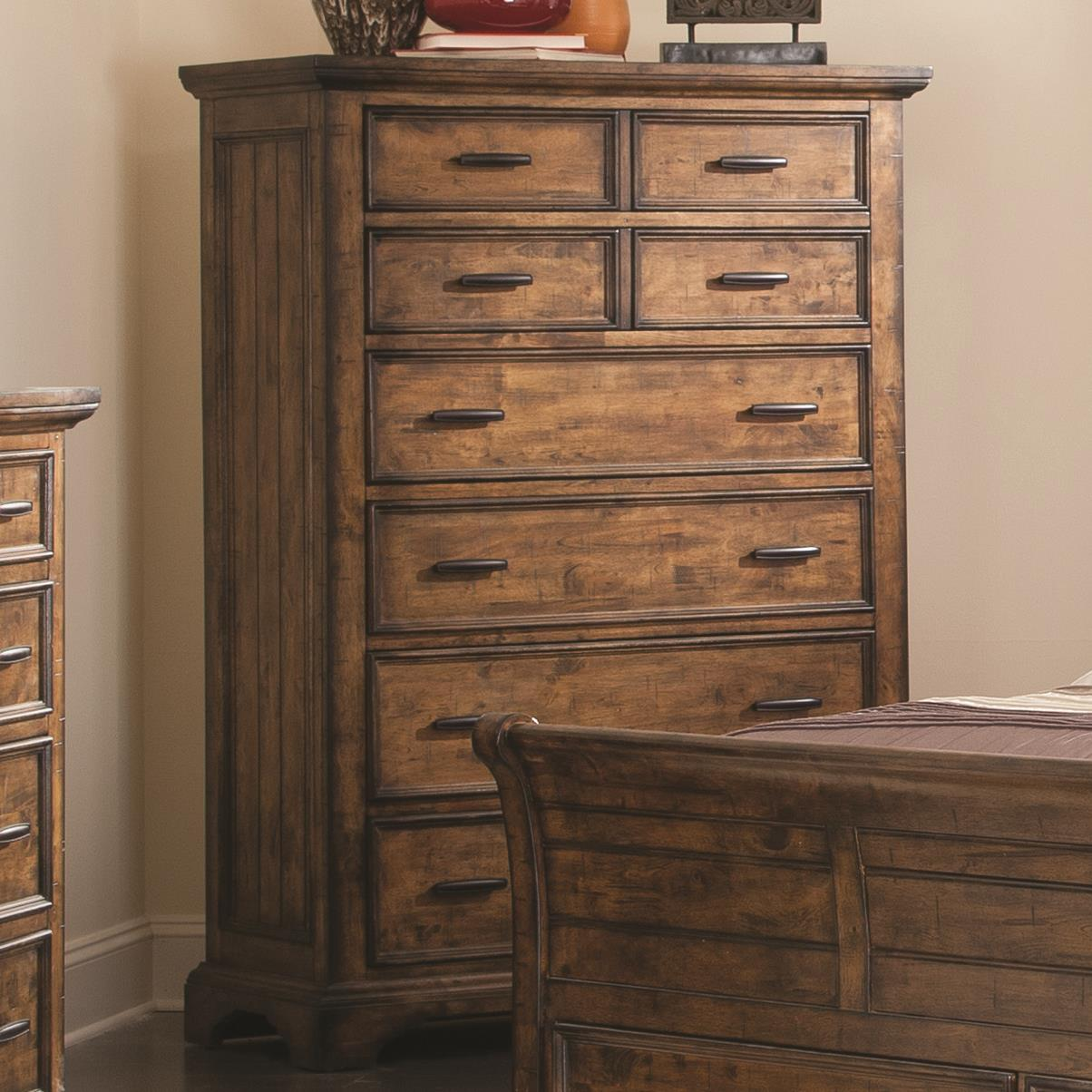 Elk Grove Chest by Coaster at Beck's Furniture