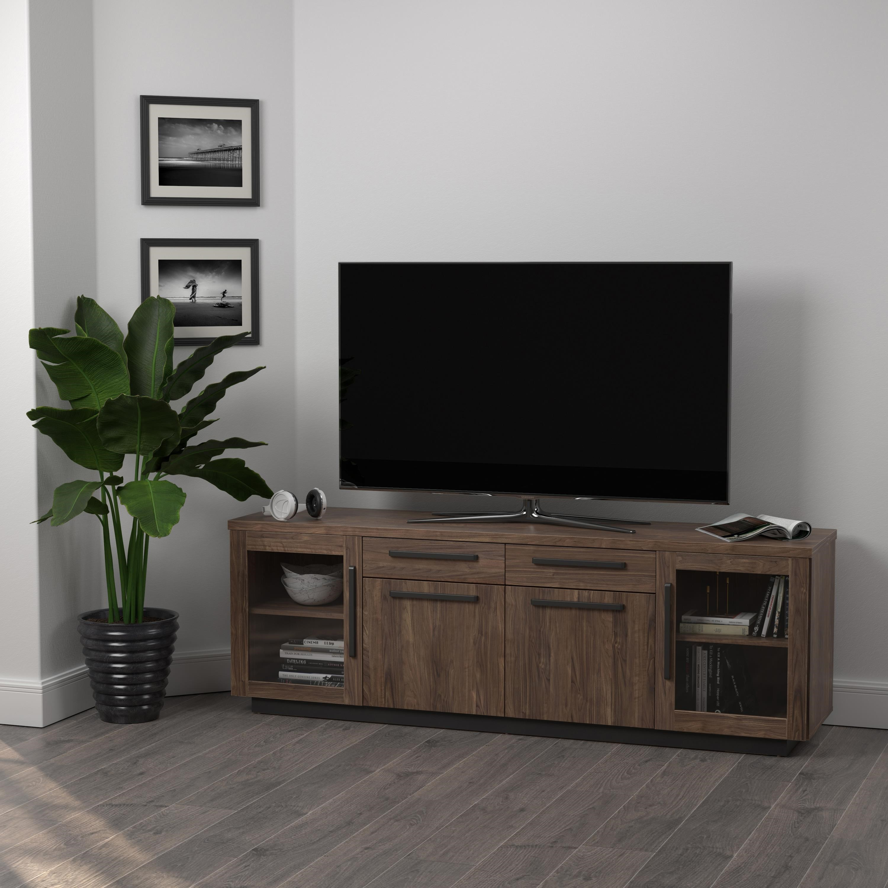 """Essence 71"""" TV Console by Coaster at Red Knot"""
