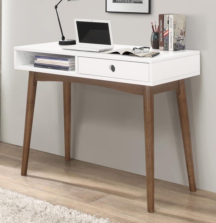 Essence Writing Desk by Coaster at HomeWorld Furniture