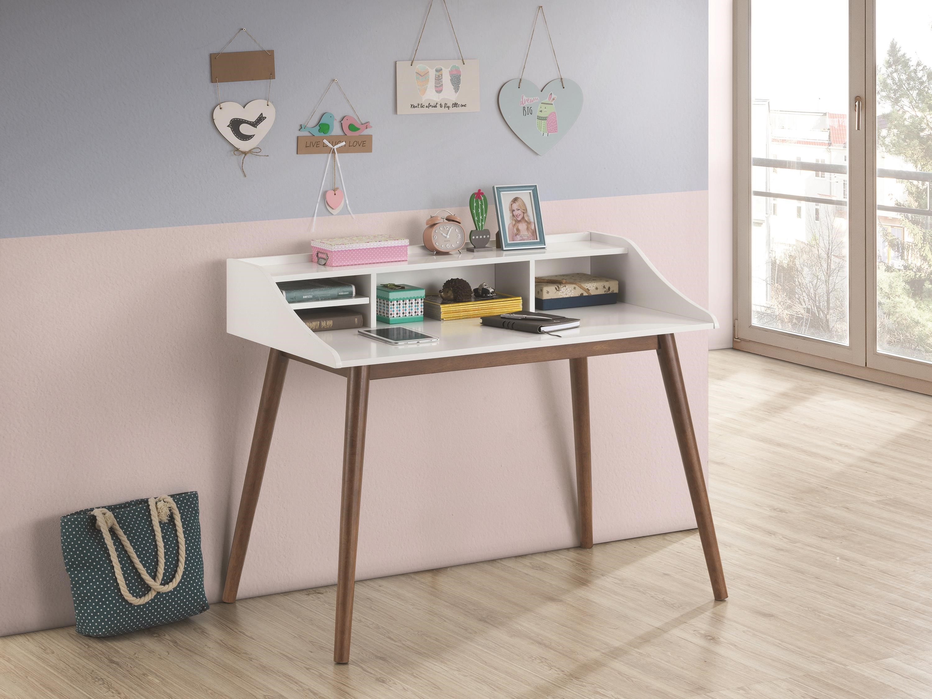 Essence Percy Writing Desk by Coaster at HomeWorld Furniture