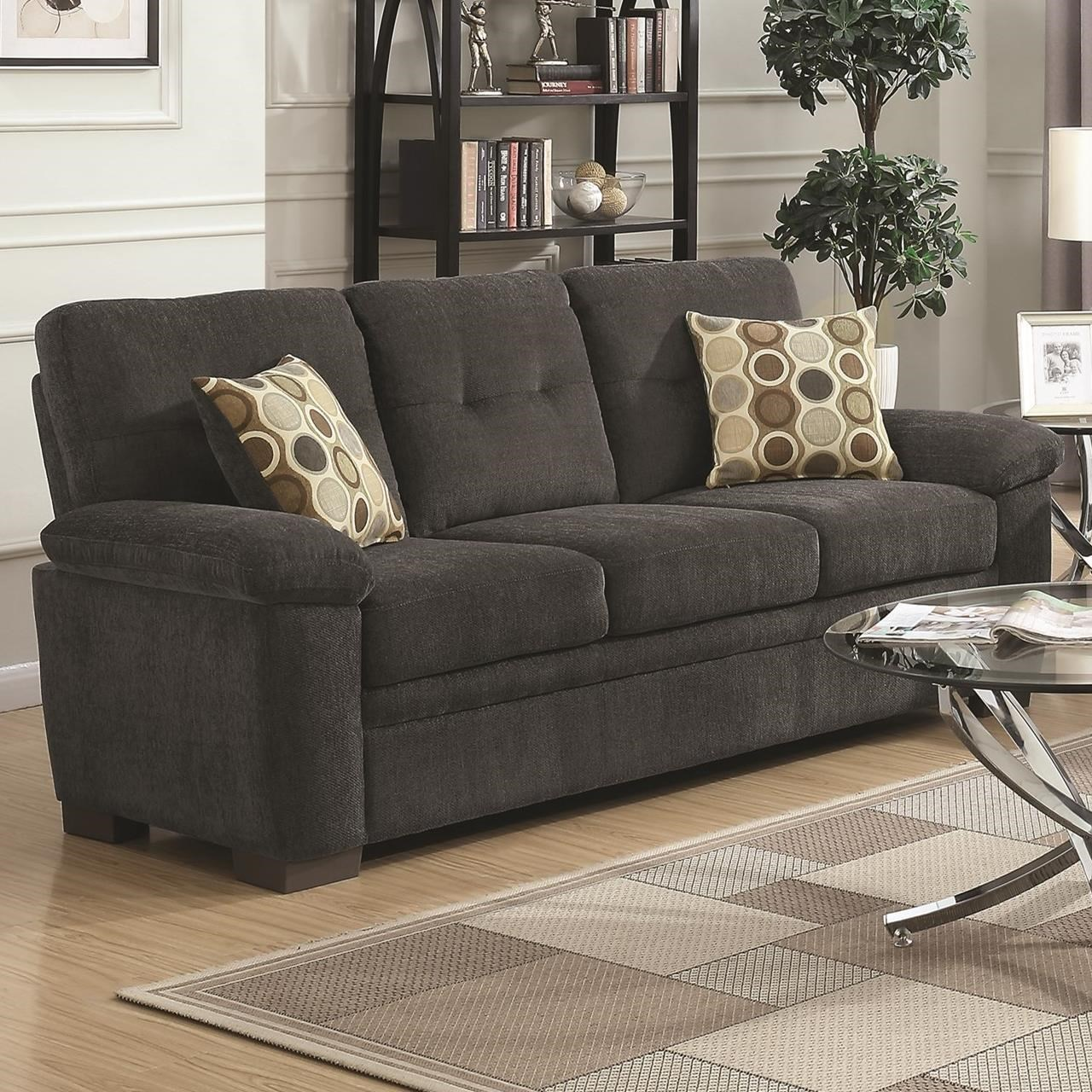 Fairbairn Sofa by Coaster at Northeast Factory Direct