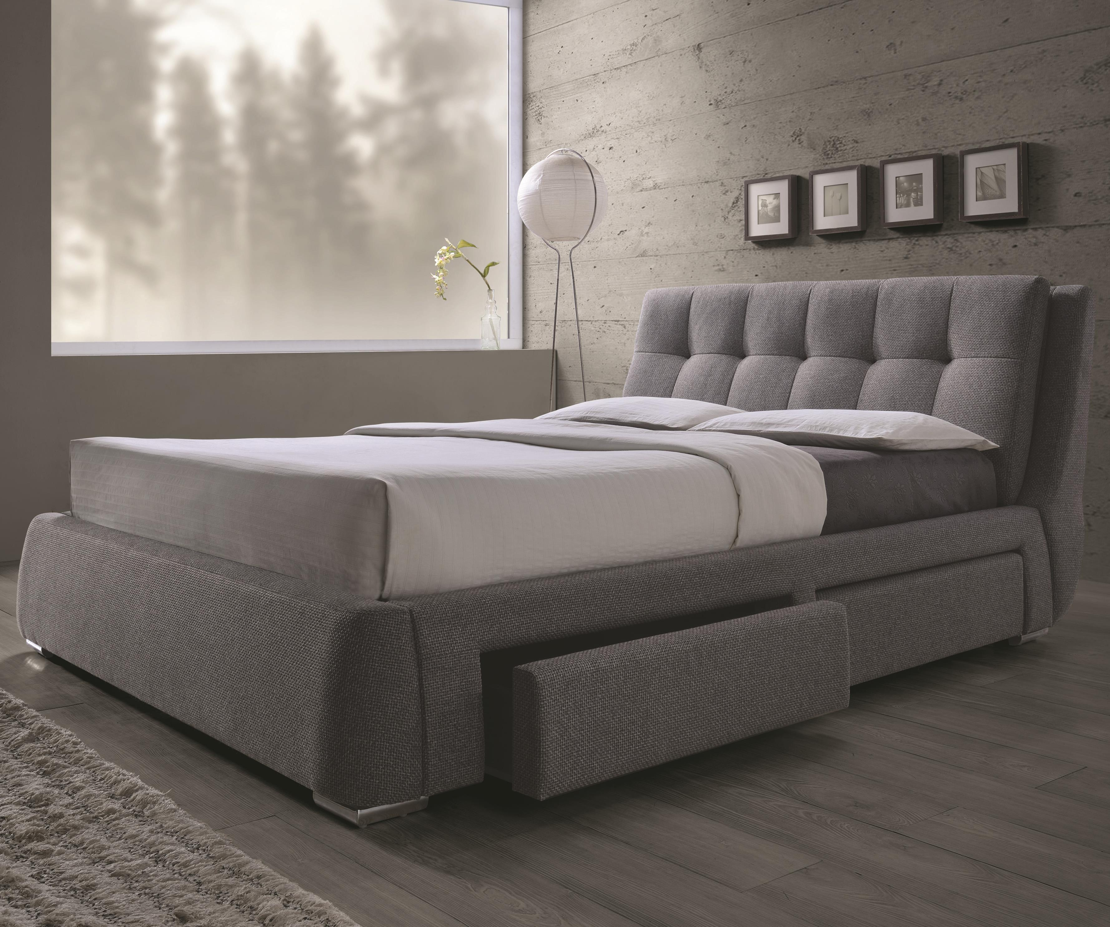Fenbrook E.King Bed by Coaster at Beds N Stuff