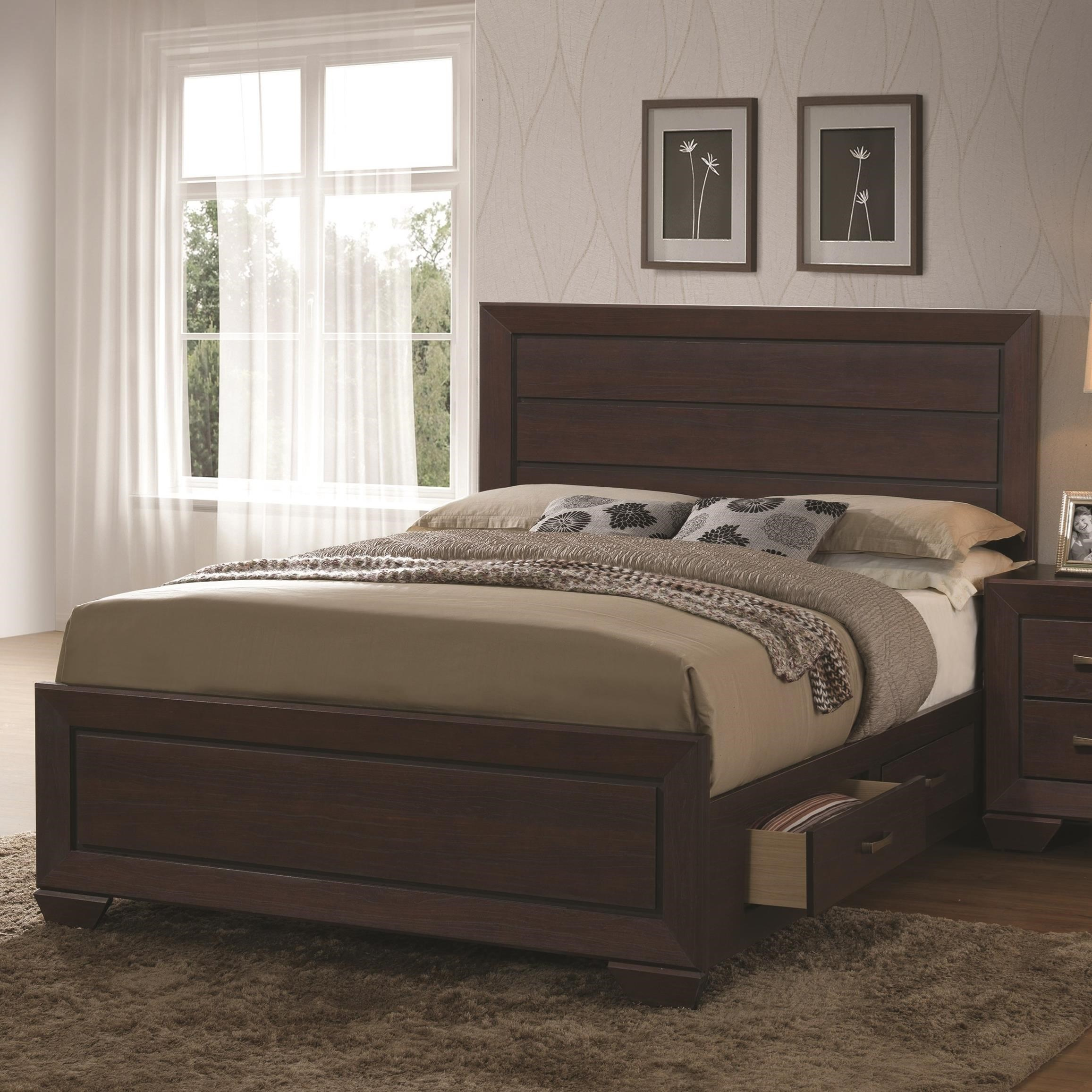 Fenbrook Eastern King Bed by Coaster at Northeast Factory Direct