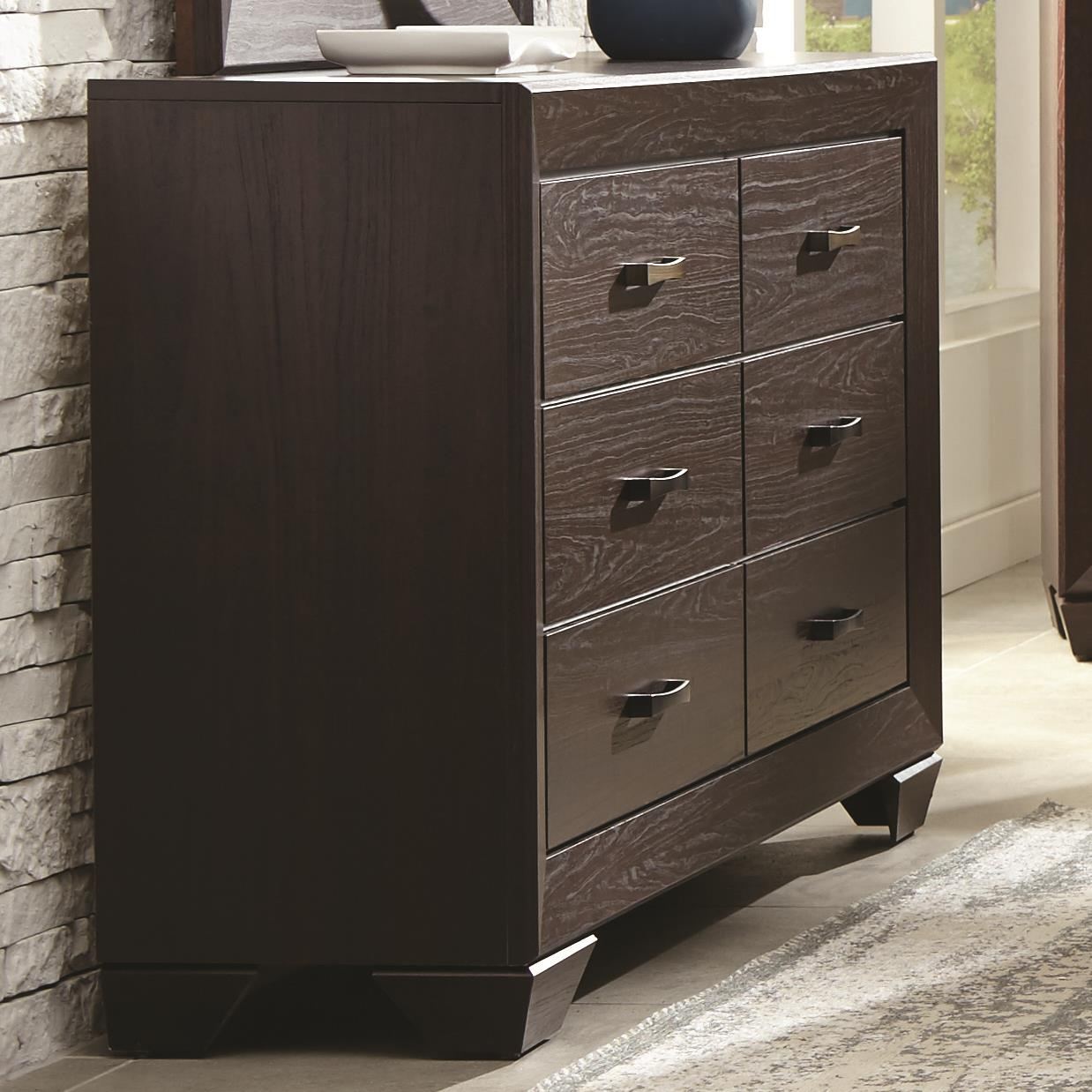 Fenbrook Dresser by Coaster at Northeast Factory Direct