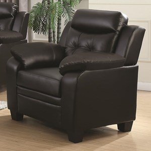 Chair with Extreme Padding