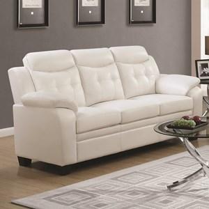 Sofa with Extreme Padding