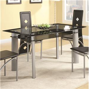 Coaster Fontana Dining Table