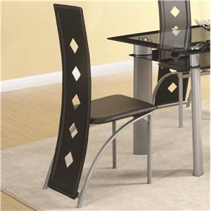 Coaster Fontana Side Chair