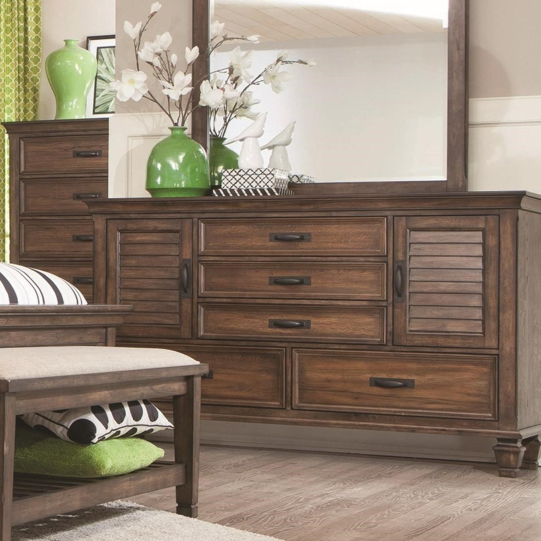 Franco Dresser by Coaster at Northeast Factory Direct