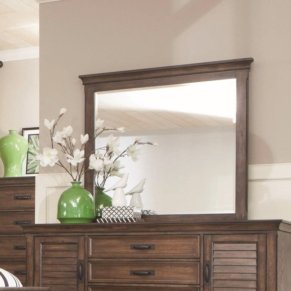 Franco Mirror by Coaster at Northeast Factory Direct