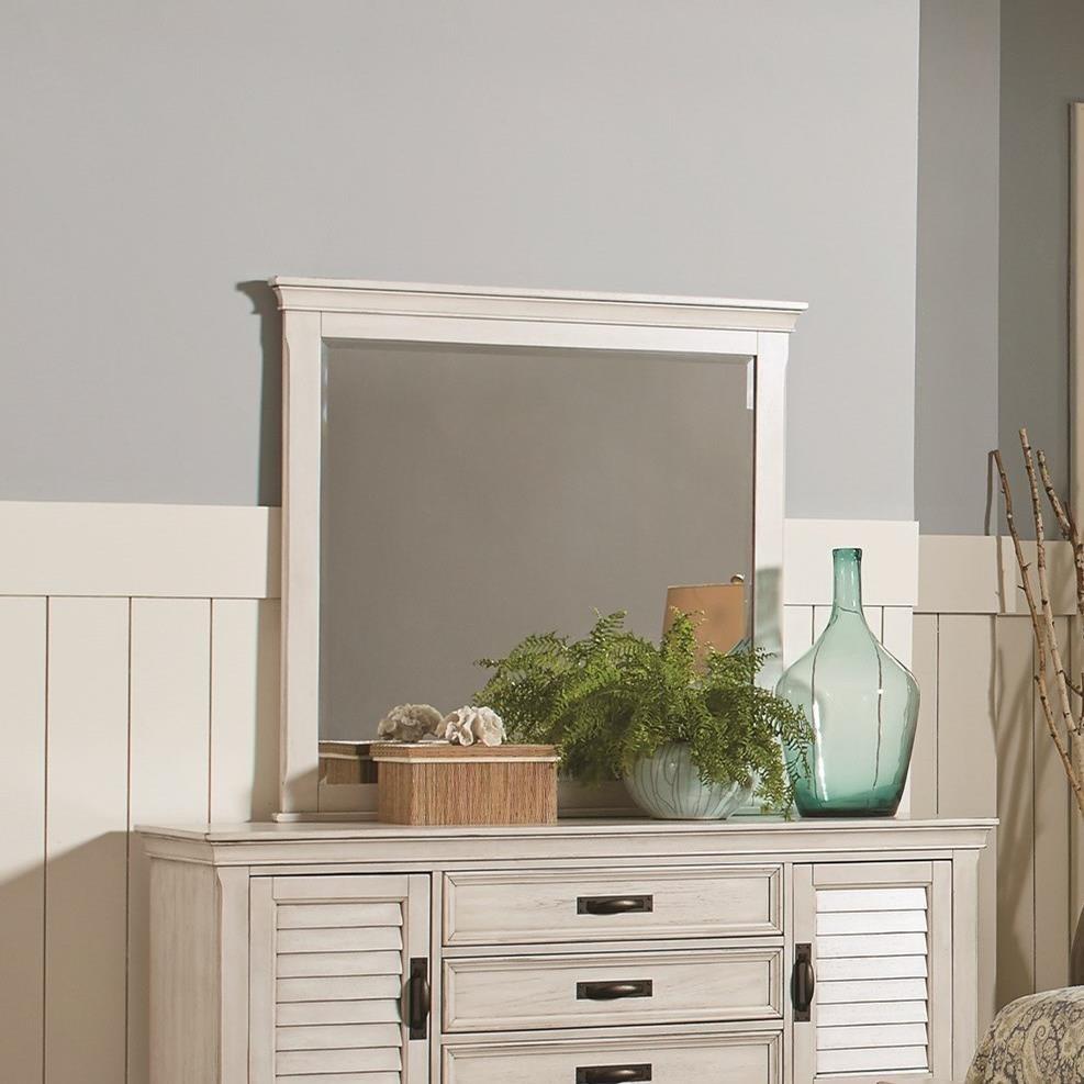Franco Mirror by Coaster at Furniture Fair - North Carolina