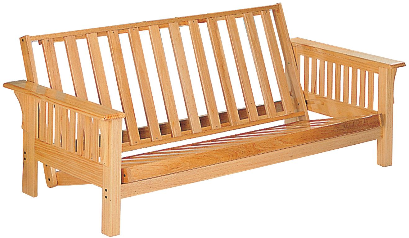 Futons Futon Frame by Coaster at Value City Furniture