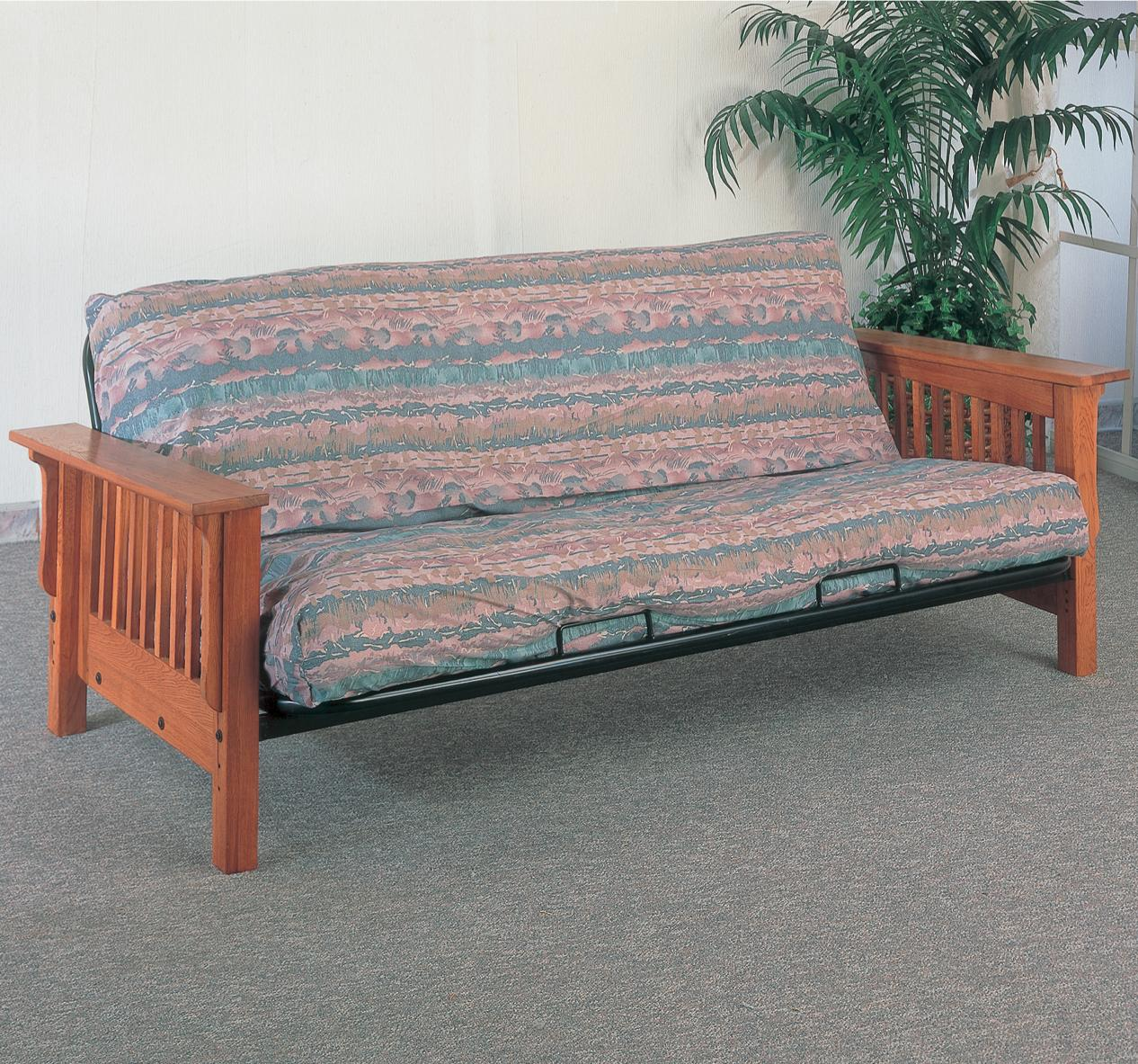 Futons Futon Frame by Coaster at Northeast Factory Direct