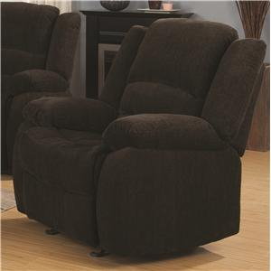 Coaster Gordon Glider Recliner